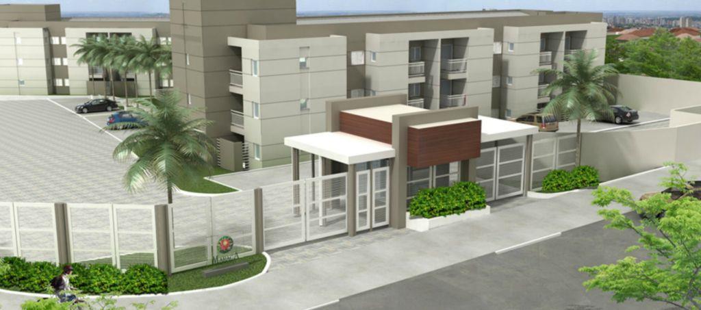 Apartamento residencial à venda, Jardim Califórnia, Ribeirão...
