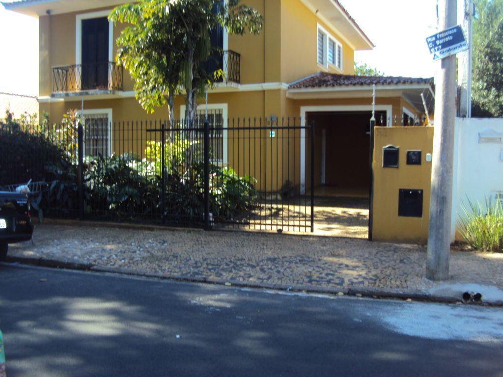 Casa comercial à venda, Nova Campinas, Campinas.