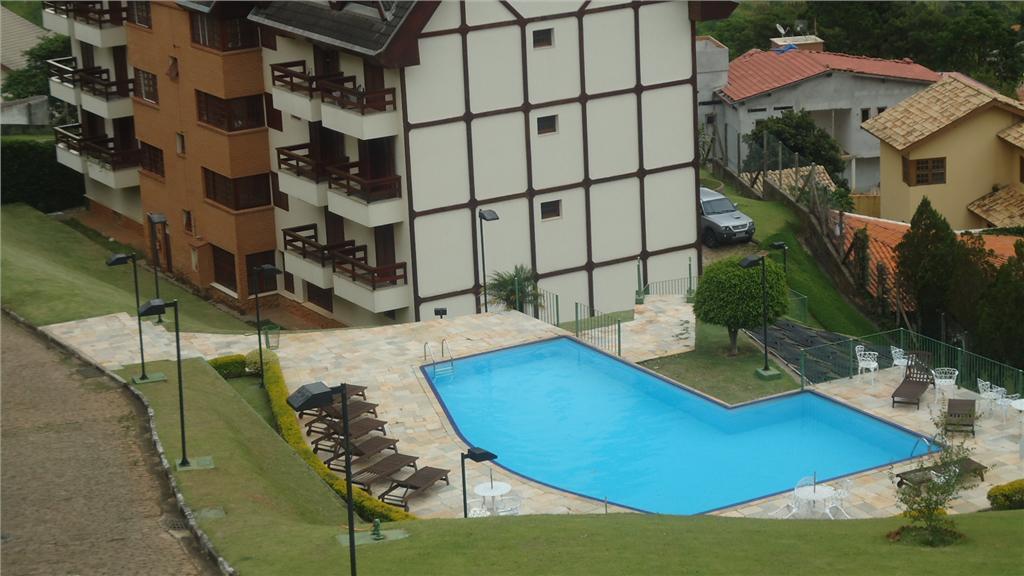 Cobertura residencial para locação, Parque Arco Iris, Atibai