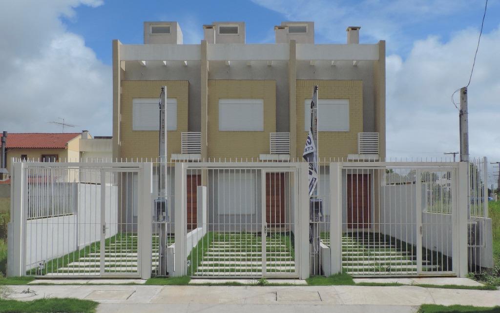 Casa 2 Dorm, Hípica Boulevard, Porto Alegre (SO0529)