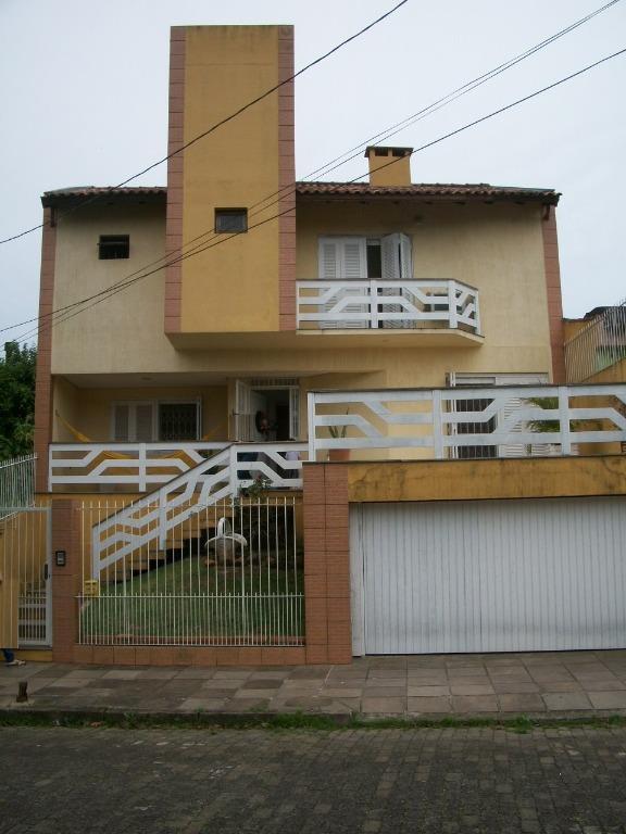 Casa 3 Dorm, Jardim Vila Nova, Porto Alegre (SO0639)