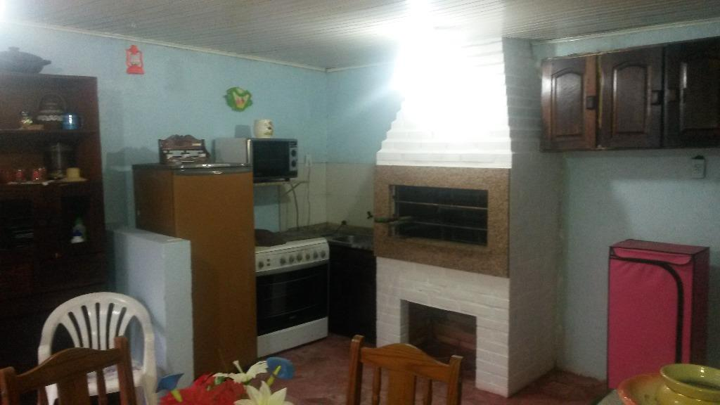 Casa 3 Dorm, Guarujá, Porto Alegre (SO0653) - Foto 18
