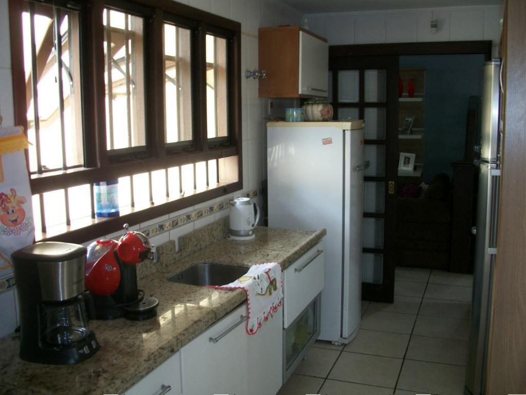 Casa 3 Dorm, Jardim Vila Nova, Porto Alegre (SO0639) - Foto 5