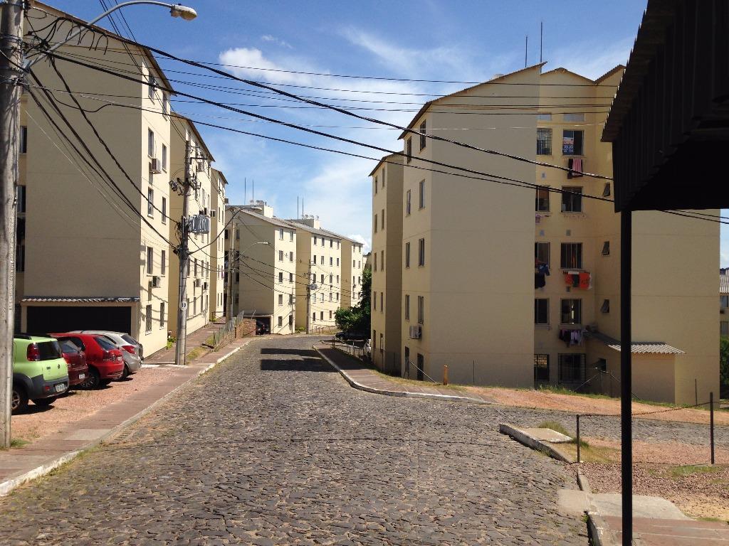 Apto 2 Dorm, Aberta dos Morros, Porto Alegre (AP0472)