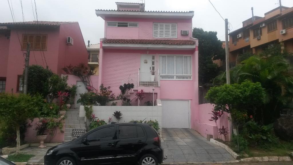 Casa 3 Dorm, Guarujá, Porto Alegre (SO0653)