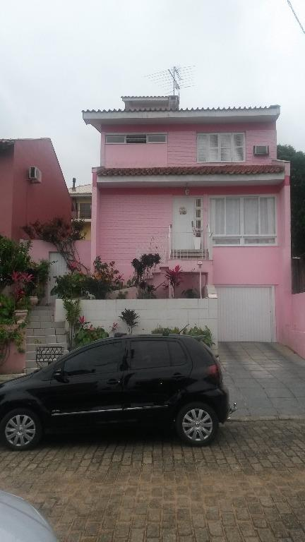 Casa 3 Dorm, Guarujá, Porto Alegre (SO0653) - Foto 2