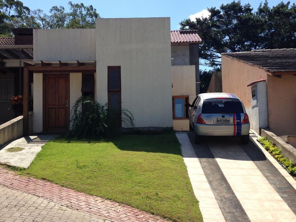 Casa 3 Dorm, Aberta dos Morros, Porto Alegre (SO0649)