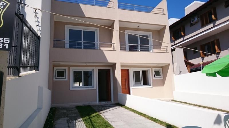 Casa 2 Dorm, Guarujá, Porto Alegre (SO0581)