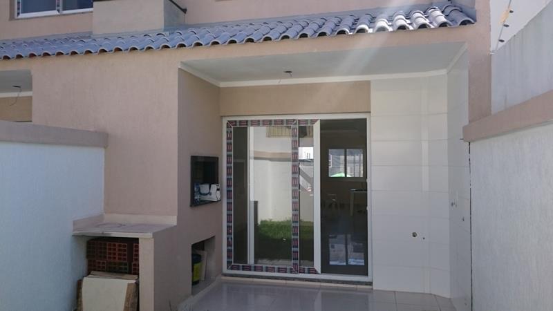 Casa 2 Dorm, Guarujá, Porto Alegre (SO0581) - Foto 12