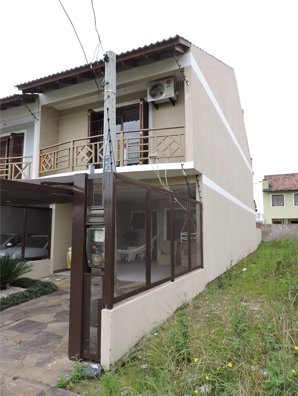 Casa 3 Dorm, Aberta dos Morros, Porto Alegre (SO0613) - Foto 5