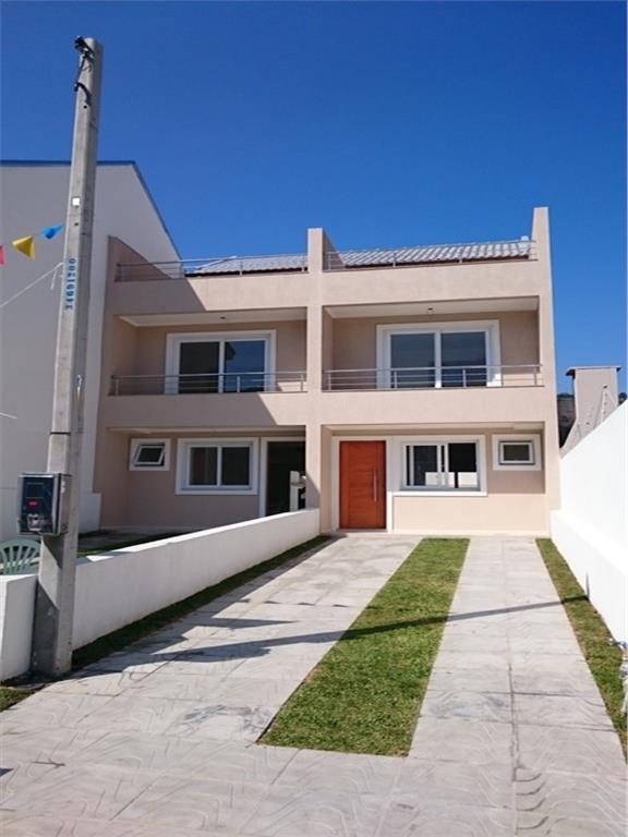 Casa 2 Dorm, Guarujá, Porto Alegre (SO0581) - Foto 15