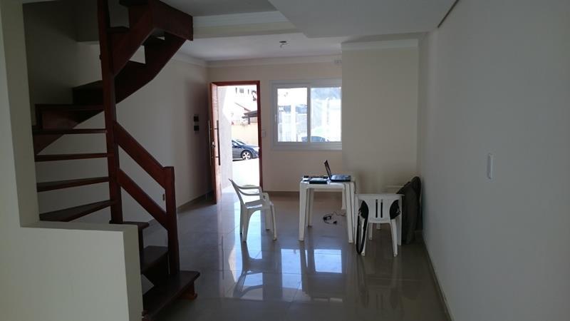 Casa 2 Dorm, Guarujá, Porto Alegre (SO0581) - Foto 3