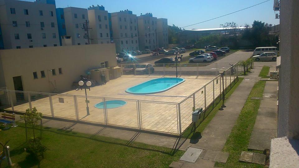 Apto 2 Dorm, Restinga, Porto Alegre (AP0455)