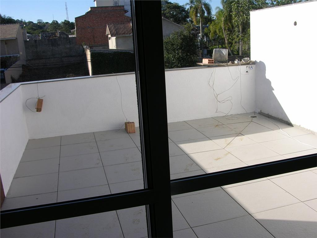 Casa 3 Dorm, Guarujá, Porto Alegre (SO0453) - Foto 8
