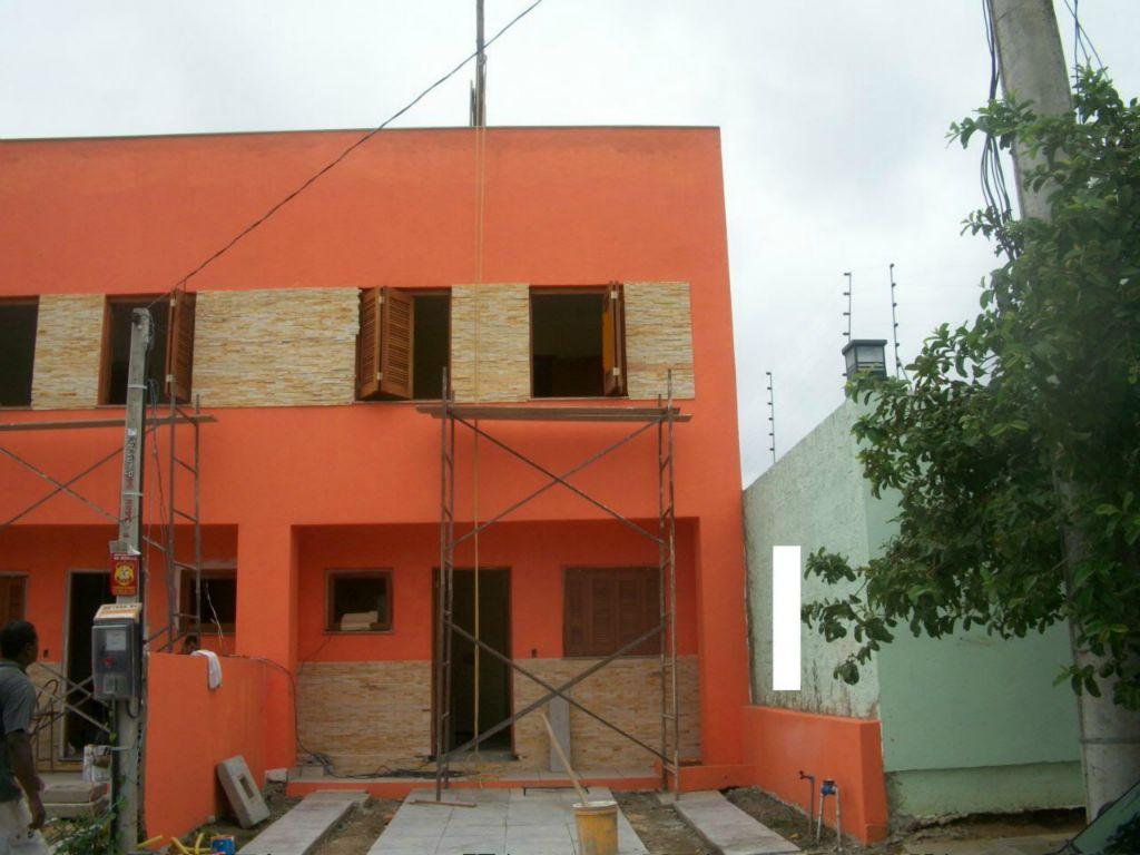 Casa 2 Dorm, Guarujá, Porto Alegre (SO0158)