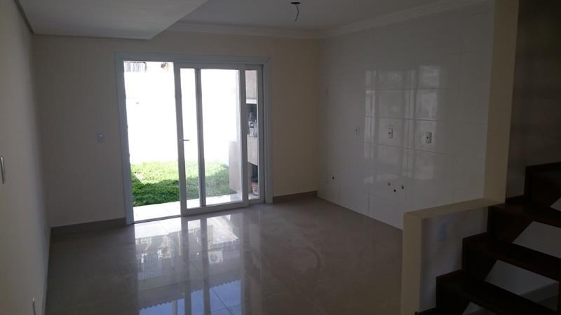 Casa 2 Dorm, Guarujá, Porto Alegre (SO0581) - Foto 2