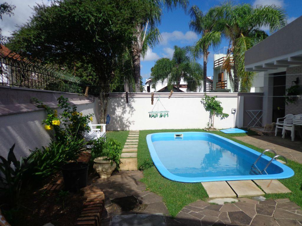 Casa 5 Dorm, Pedra Redonda, Porto Alegre (CA0410) - Foto 20