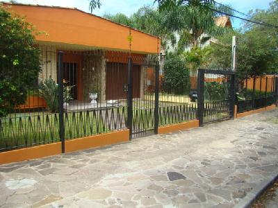 Casa 5 Dorm, Pedra Redonda, Porto Alegre (CA0410) - Foto 2
