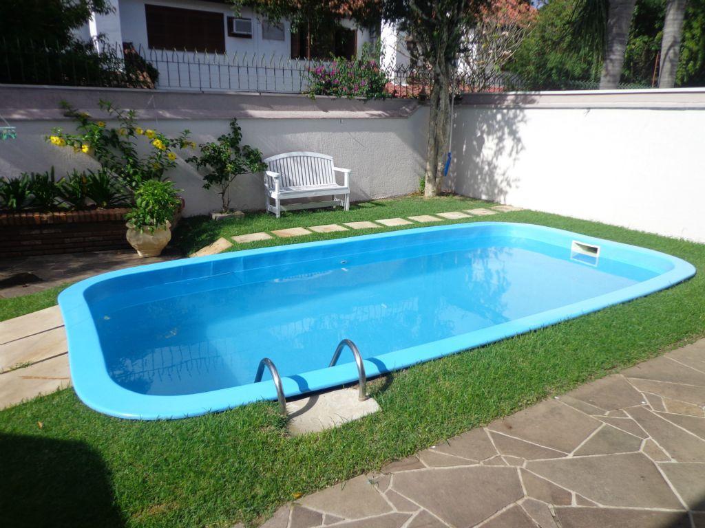 Casa 5 Dorm, Pedra Redonda, Porto Alegre (CA0410) - Foto 19