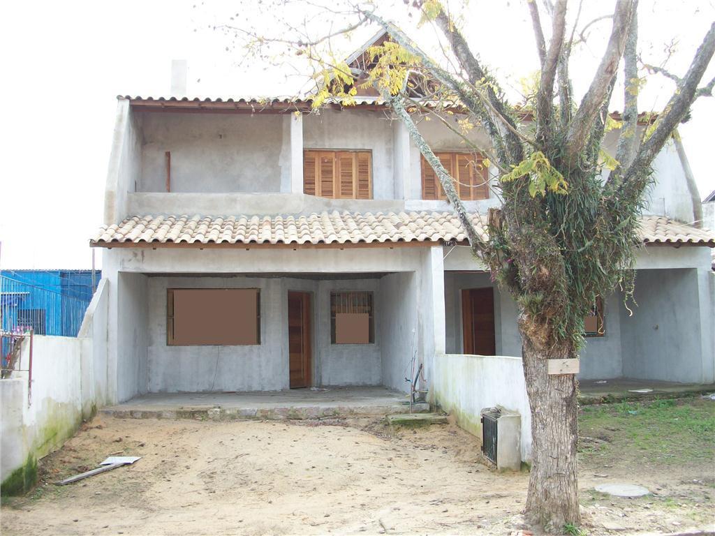 Casa 3 Dorm, Guarujá, Porto Alegre (SO0097)