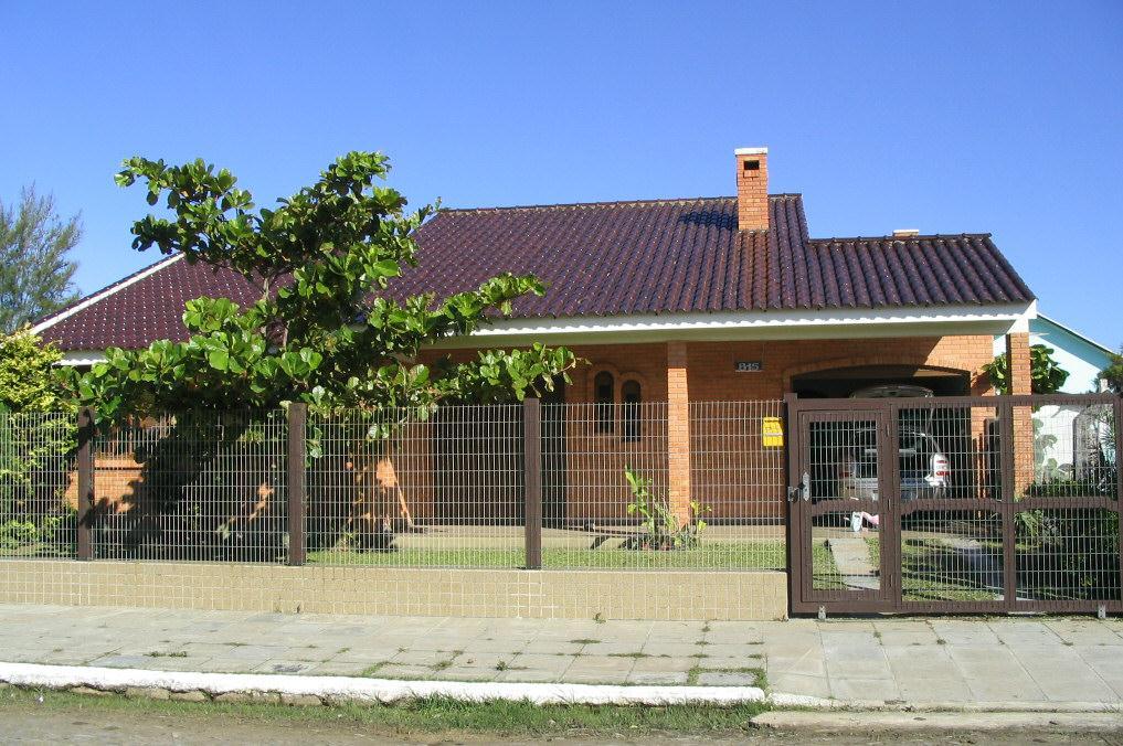 Casa 3 Dorm, Centro, Balneario Pinhal (CA0260)
