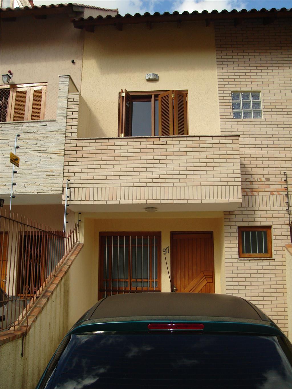 Casa 3 Dorm, Altos do Santa Rita (aberta dos Morros), Porto Alegre