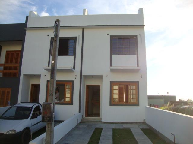 Casa 2 Dorm, Guarujá, Porto Alegre (SO0608) - Foto 1