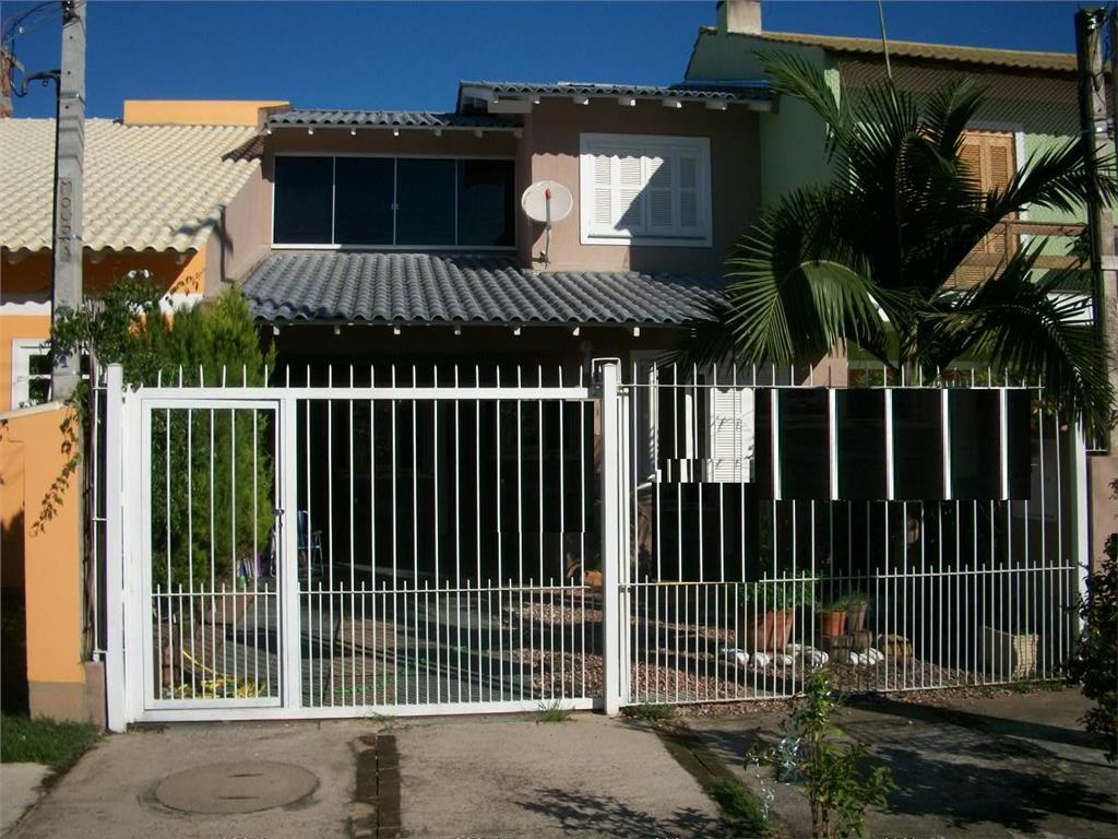 Casa 3 Dorm, Hípica, Porto Alegre (SO0605)