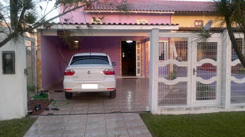 Im�vel: Teresa Helena Assessoria Imobili�ria - Casa 2 Dorm
