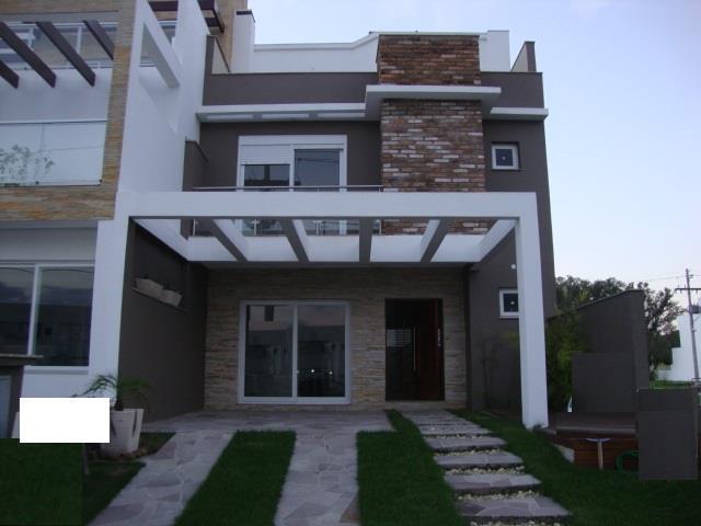 Casa 3 Dorm, Hípica Lagos de Nova Ipanema, Porto Alegre (SO0596)