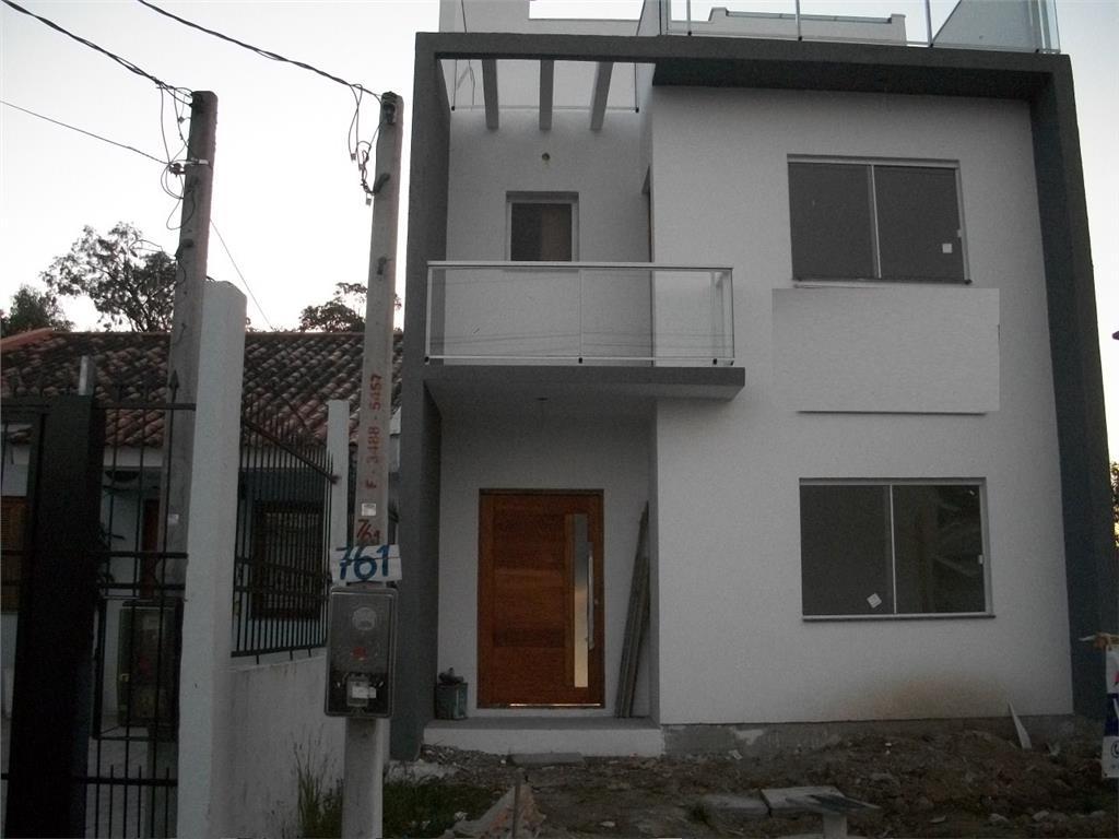 Casa 3 Dorm, Hípica, Porto Alegre (SO0598) - Foto 2