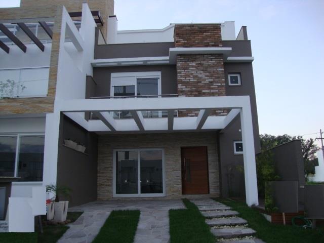 Casa 3 Dorm, Hípica Lagos de Nova Ipanema, Porto Alegre (SO0596) - Foto 2