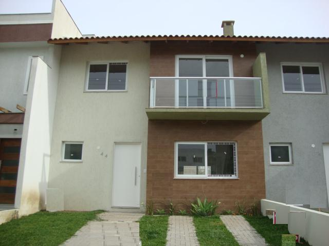 Casa 3 Dorm, Hípica Lagos de Nova Ipanema, Porto Alegre (SO0435)
