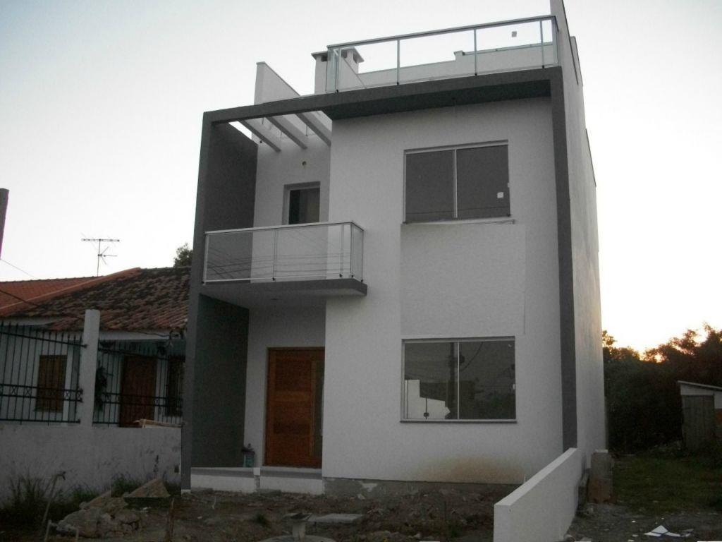 Casa 3 Dorm, Hípica, Porto Alegre (SO0598)