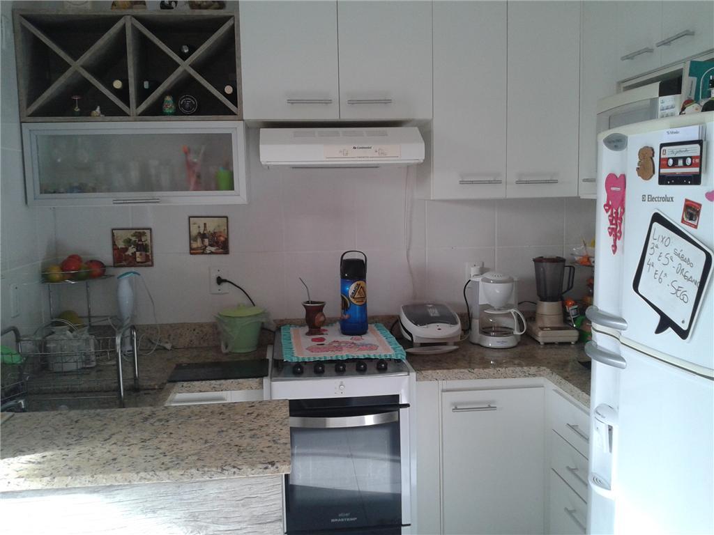 Casa 2 Dorm, Guarujá, Porto Alegre (SO0429) - Foto 9