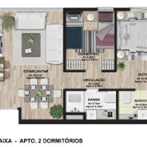 Apto 3 Dorm, Cavalhada, Porto Alegre (AP0390) - Foto 14