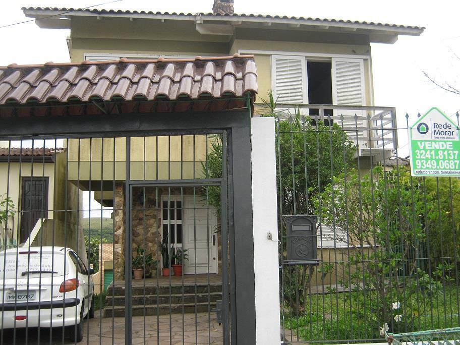 Casa 4 Dorm, Vila Nova, Porto Alegre (SO0458)
