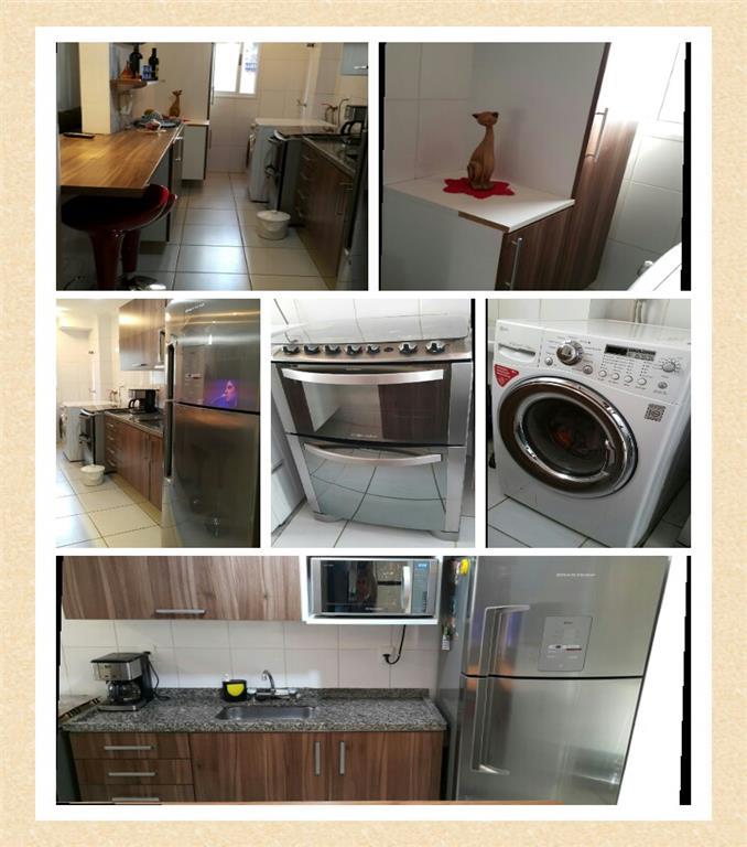 Apartamento de 2 dormitórios à venda em Vila Das Belezas, São Paulo - SP