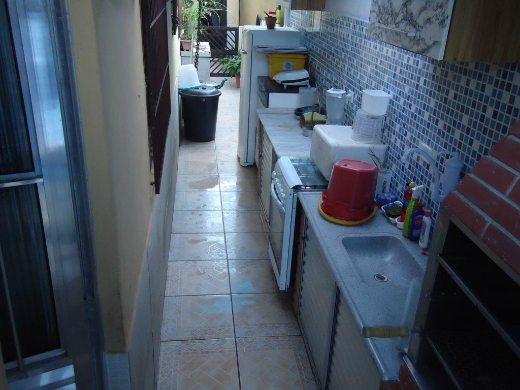 Casa de 2 dormitórios à venda em Vila Caiçara, Praia Grande - SP