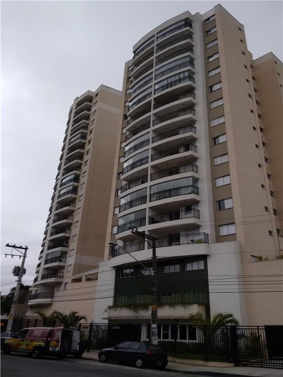Apartamento de 2 dormitórios em Vila Gomes Cardim, São Paulo - SP