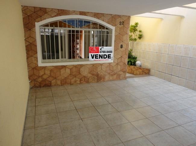 Sobrado de 3 dormitórios em Jardim Sarah, São Paulo - SP