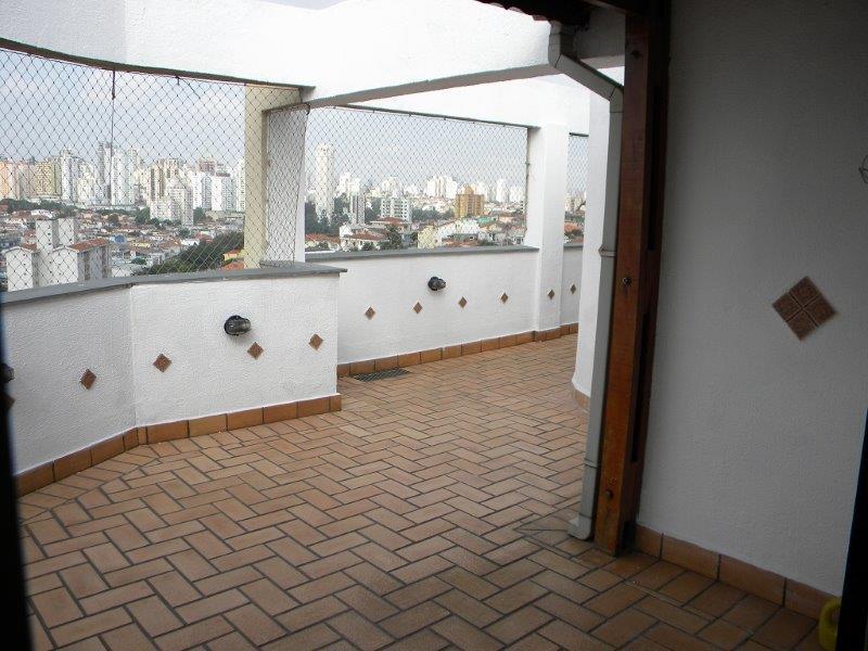 Cobertura de 3 dormitórios à venda em Chácara Do Encosto, São Paulo - SP