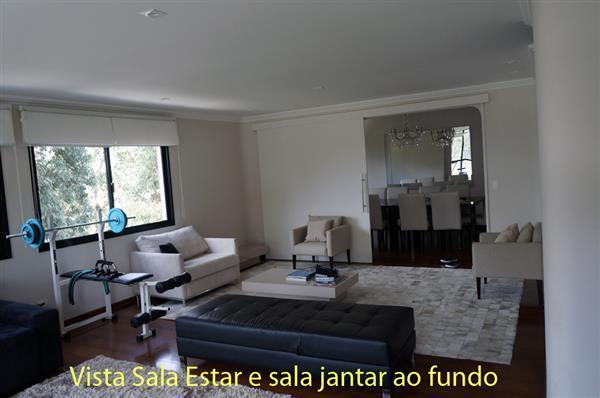 Apartamento de 4 dormitórios à venda em Vila Andrade, São Paulo - SP