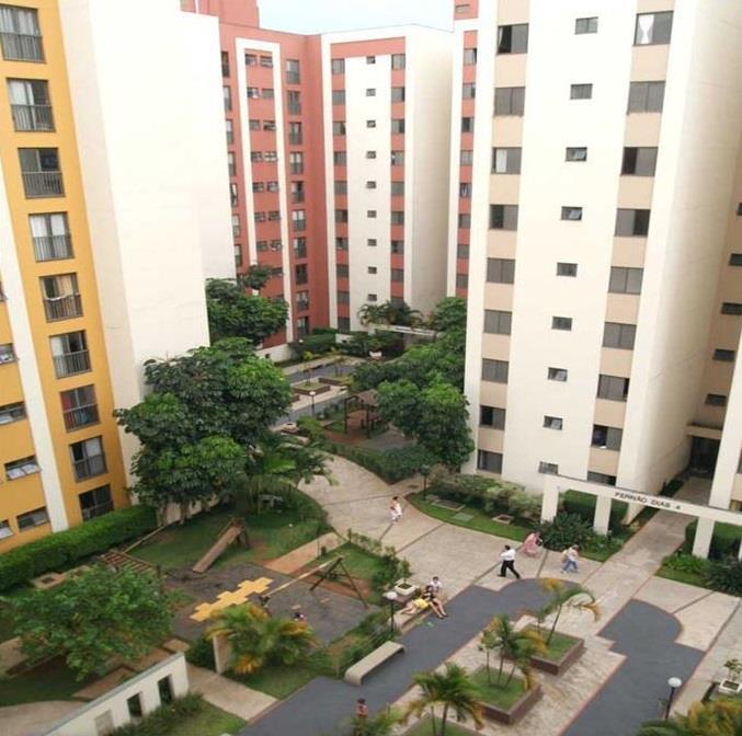 Apartamento de 2 dormitórios em Jardim Boa Vista (Zona Oeste), São Paulo - SP