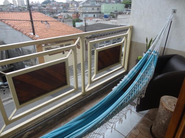 Sobrado de 2 dormitórios em Novo Osasco, Osasco - SP