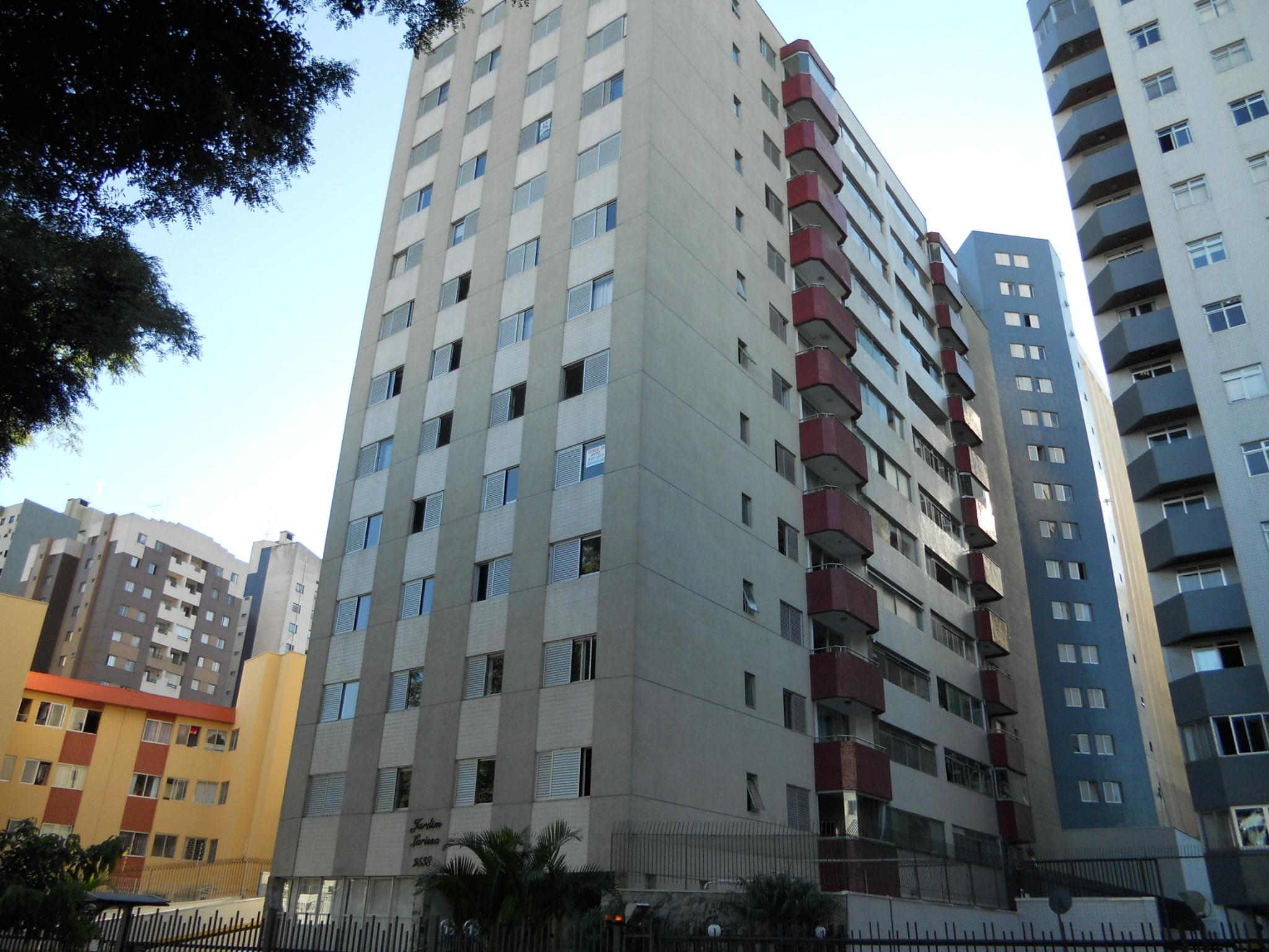Apartamento Residencial para locação, Água Verde, Curitiba - AP0079.