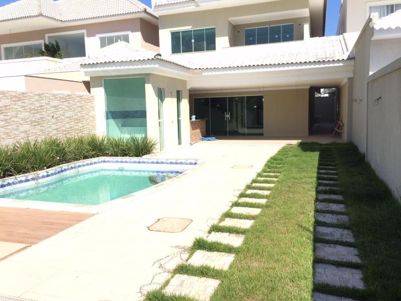 Casa Residencial para venda e locação, Recreio dos Bandeirantes, Rio de Janeiro - CA0035.