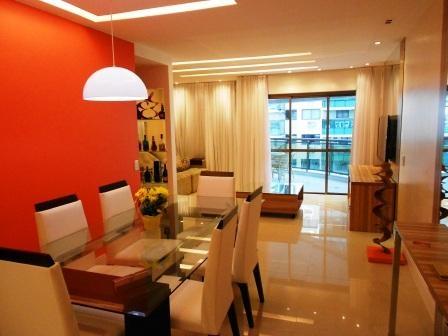 Apartamento Residencial para venda e locação, Barra da Tijuca, Rio de Janeiro - AP0042.