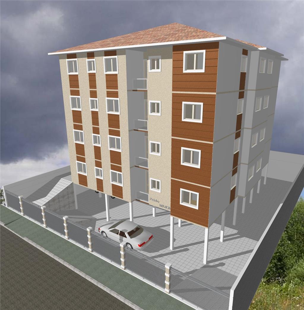 Edifício Residencial Girrad C. Mazon