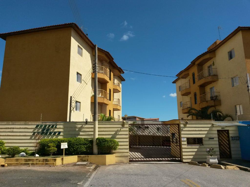 Apto 2 Dorm, Jardim Gutierres, Sorocaba (1353529)